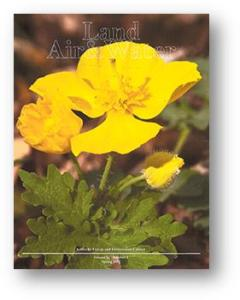 The cover features a Celandine poppy (Stylophorum diphyllum) photographed by Harold Kelley.