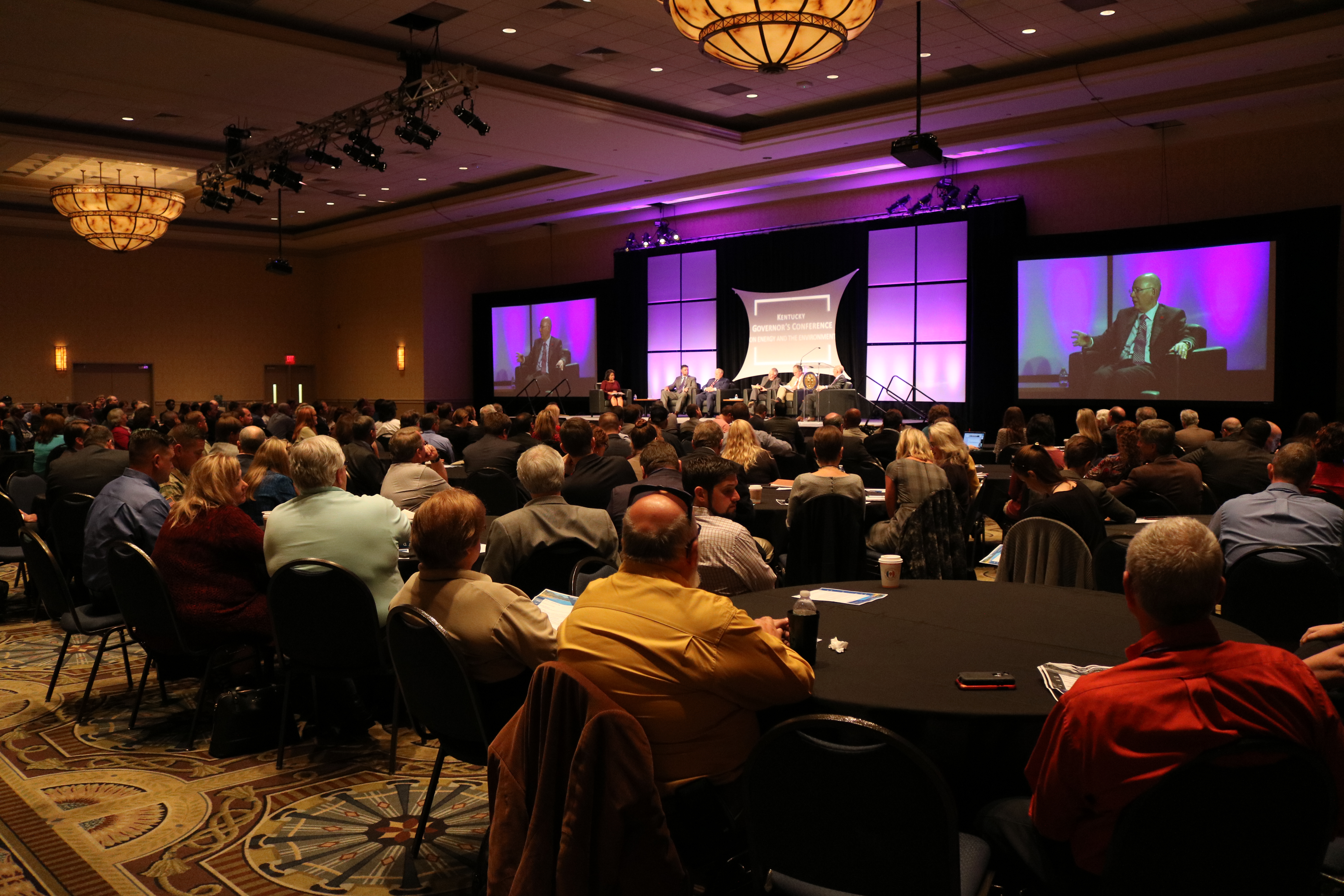 41st Annual Governor's Conference Wraps Day One
