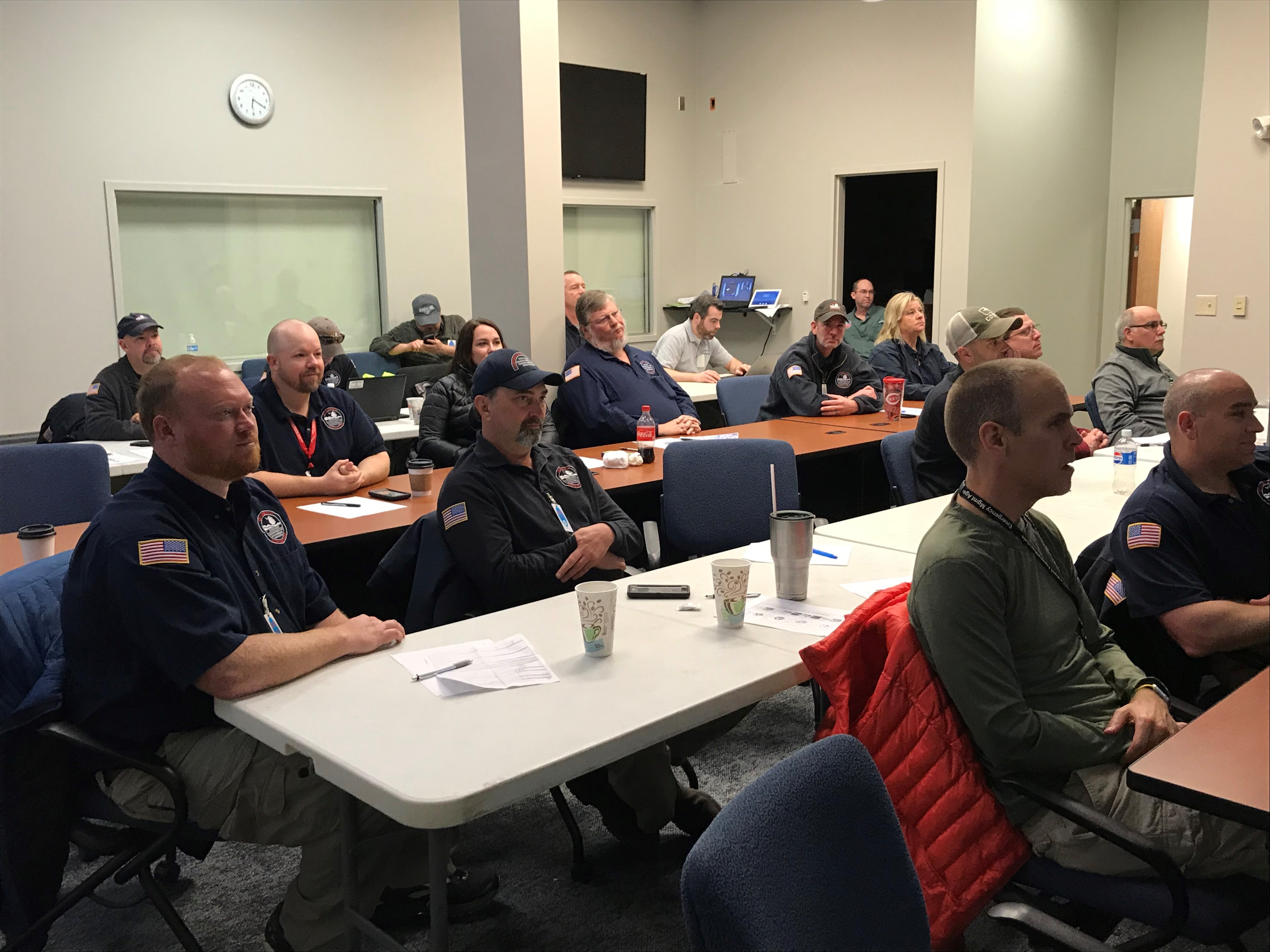 Kentucky and Indiana Emergency Responders Hold Joint Training Exercise